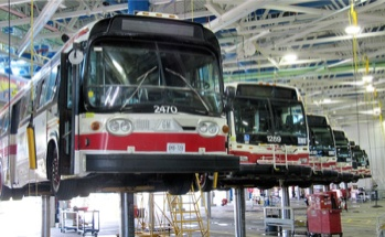 truck and bus repair, maintenance, service - Nationwide Transit - Carson, CA