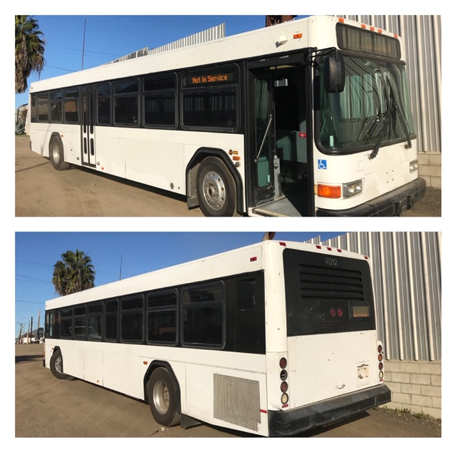 We Buy Sell & Lease Quality Used Buses